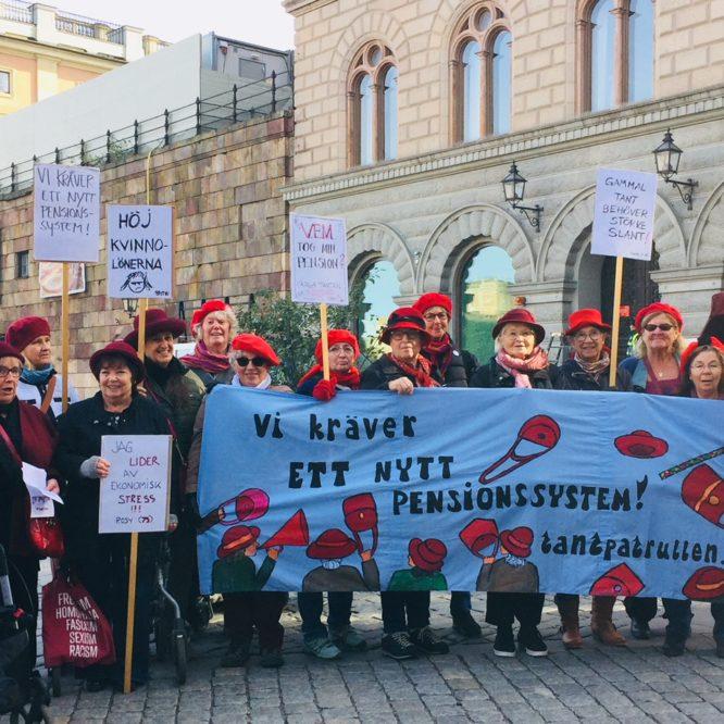 100e demonstrationen