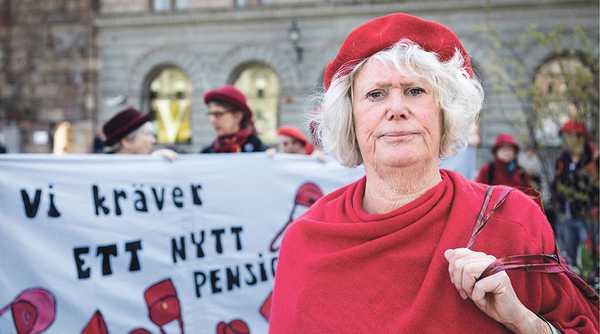 Hur kan vi inte ha råd med oss pensionärer?